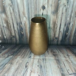Pre-owned Gold Vase